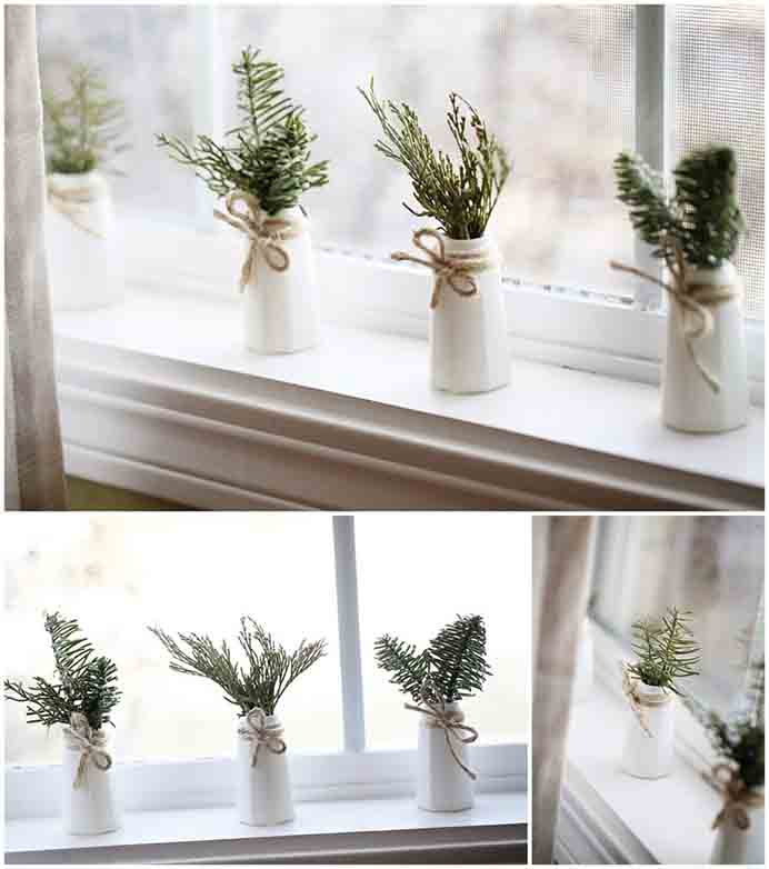 Mini Bud Vases - Repurpose Salt and Pepper Shakers What a great idea to repurpose small salt and pepper shakers! Rachel at The Everyday Mom Life shows you what to do. Please share. Join now for creative craft inspiration. The best in craft delivered to your inbox every Monday - CraftyLikeGranny.com #DIY #Decor #Craft