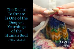 """""""The Desire To Create is One of the Deepest Yearnings of the Human Soul""""Does the quote above resonate with you? When life gets busy and you can't find the time for craft, do you yearn to be creative? Just taking even a few moments here and there, can make a difference. Finding inspiration this week, includes a little something for Valentine's Day.Enjoy!Please share and make Mondays fun, get our craft inspiration delivered to your inbox - CraftyLikeGranny.com #craft"""