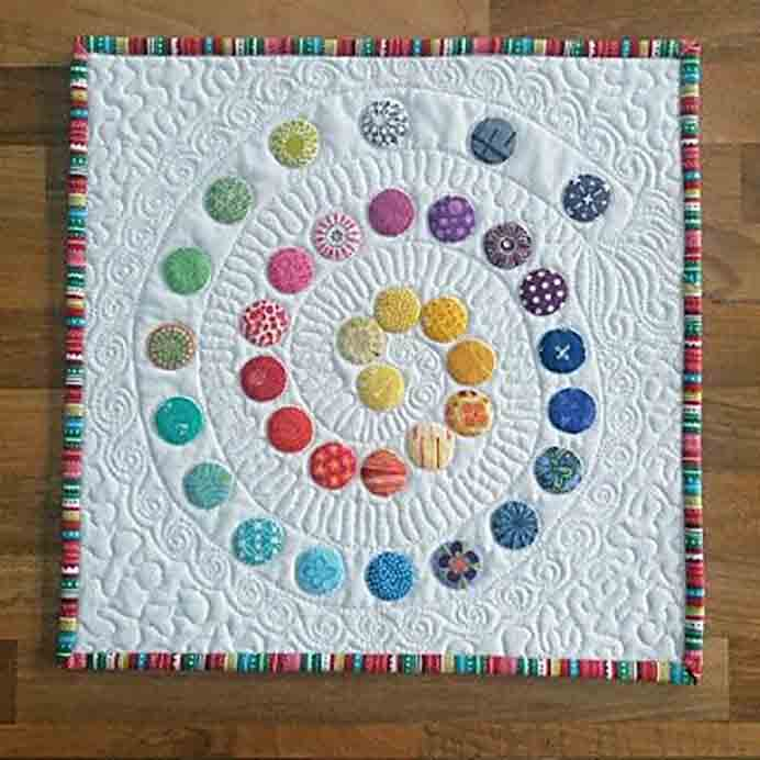 beautiful.Please share. Look forward to Mondays with our craft inspiration newsletter. Crafty goodness delivered to your inbox - CraftyLikeGranny.com #Applique