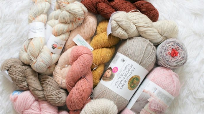 Eight Spring Yarns. Toni over at TL Yarn Crafts features some gorgeous yarns that she's recommending are perfect for Spring.Please share and make Mondays fun, get our craft inspiration delivered to your inbox - CraftyLikeGranny.com #crochet #yarns #crocheting