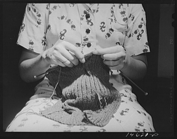 The Wartime Spies Who Used Knitting as an Espionage Tool. This is a really interesting article about spies, who would encode messages in their knitting. Well worth a read. Please share and make Mondays fun, get our craft inspiration delivered to your inbox - CraftyLikeGranny.com #knitting #knittingguru #knittingstitches