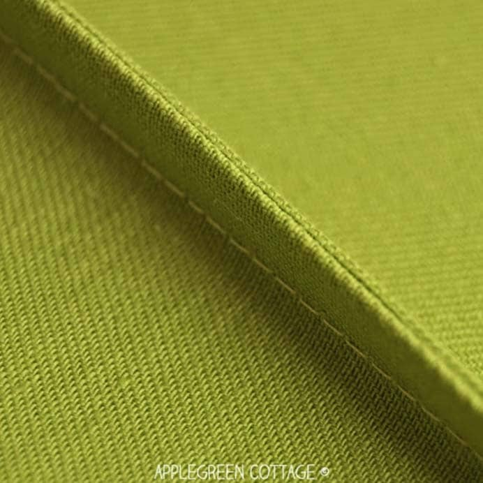 How To Sew A French Seam - Tutorial. A clever way to have neat seams in your sewing. Damjana from Apple Green Cottage has a clear and easy to understand step by step sewing tutorial. Please share. Sign up to our craft inspiration roundup newsletter and make Mondays more manageable. Fabulous Crafty ideas and projects delivered to your inbox - CraftyLikeGranny.com #sewing #sewingtips #sew