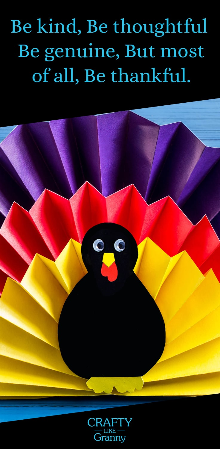This article features 10 fabulous Thanksgiving craft to make. Particularly beneficial for those of us who love to make and are looking for inspiration. There's something to get your creative juices flowing. -- Repin this and click through to read about these 10 great craft projects. Make Mondays fun, get our craft inspiration delivered to your inbox - CraftyLikeGranny.com #Thanksgivingcrafts #diy #crafts