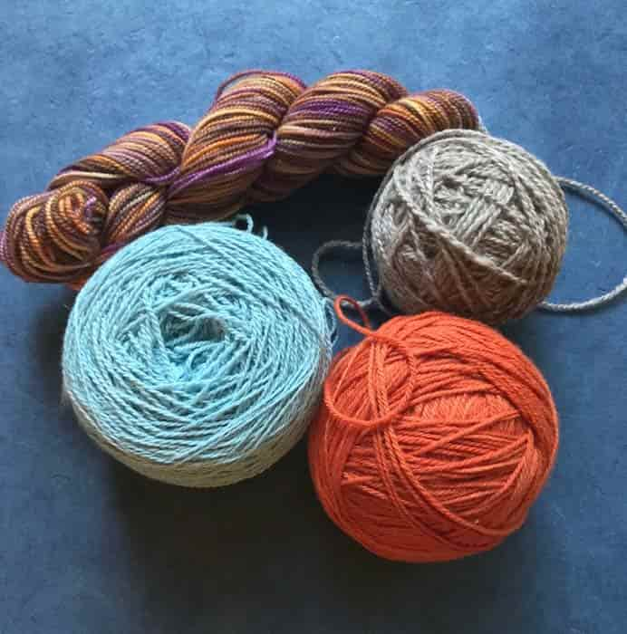 "Learn A Secret Measurement For Substituting Yarn. I am always fascinated to learn new things when it comes to knitting. Jillian Moreno's post on ""Grist"" and how it relates to substituting yarn is a great resource for knitters. I love her analogy of substituting yarn and the game Mystery Date. Please share. You will always look forward to Mondays, with our craft inspiration roundups -CraftyLikeGranny.com #knitting #knittinghelp #knit"