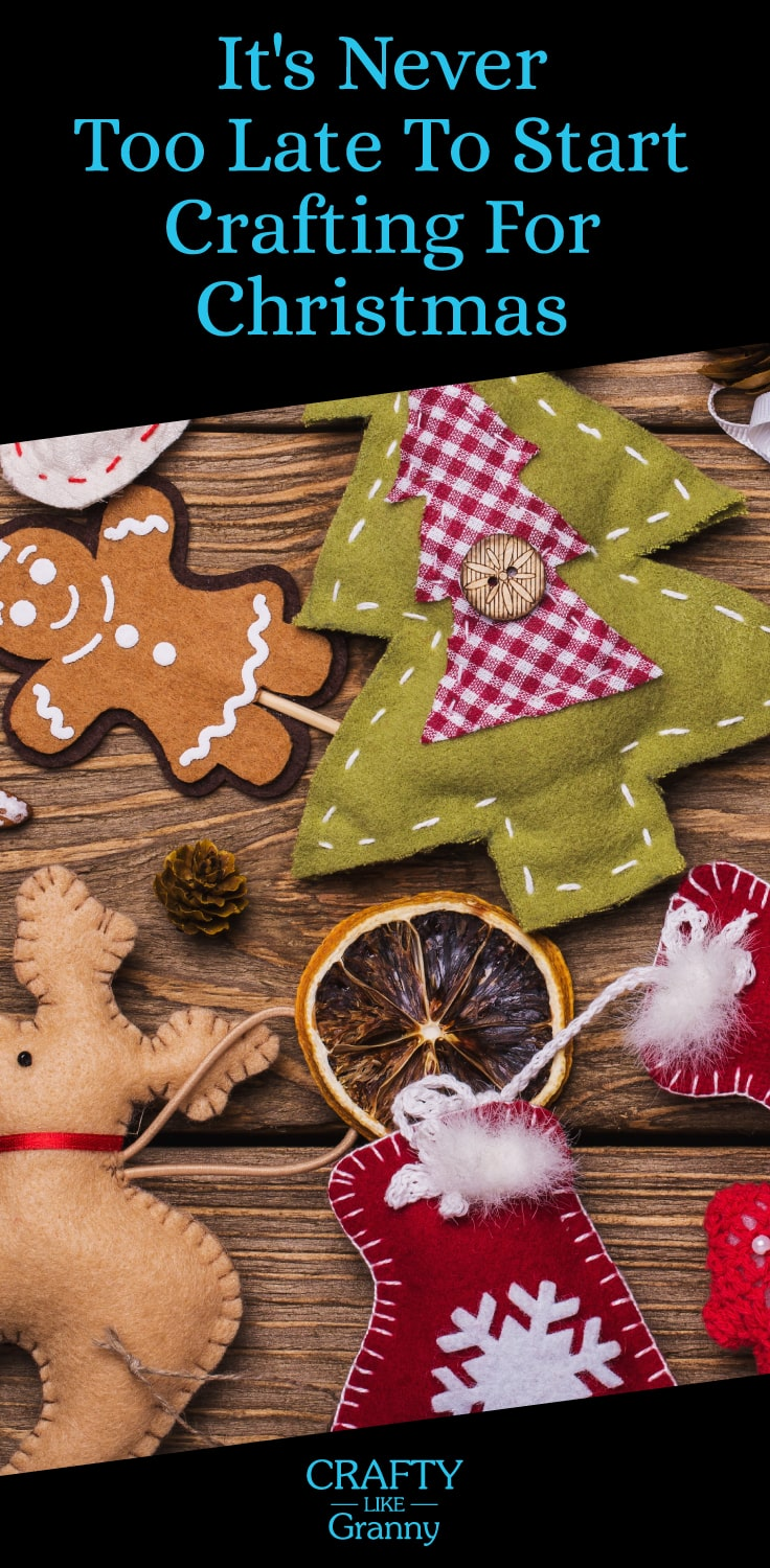 Christmas Crafting Projects.Christmas Craft Inspiration Be Merry Crafty Like Granny
