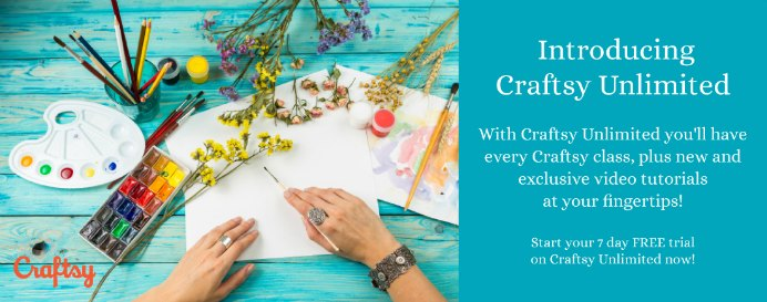 Craftsy Umlimited