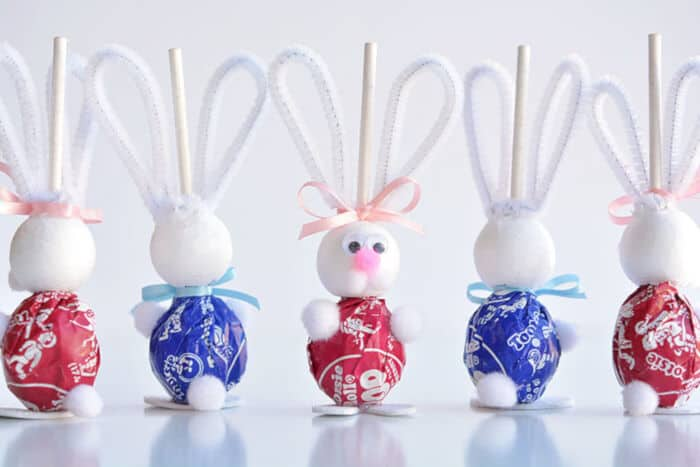 Lolly Pop Bunnies by One Little Project
