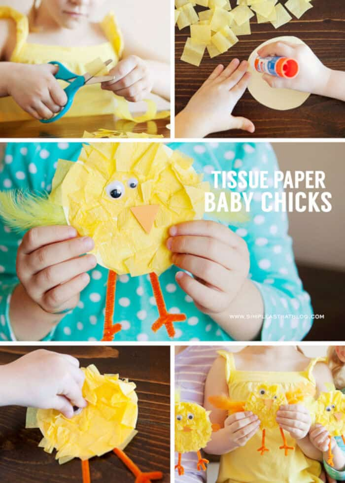 Easter Suncatcher Template by Everyday Dishes