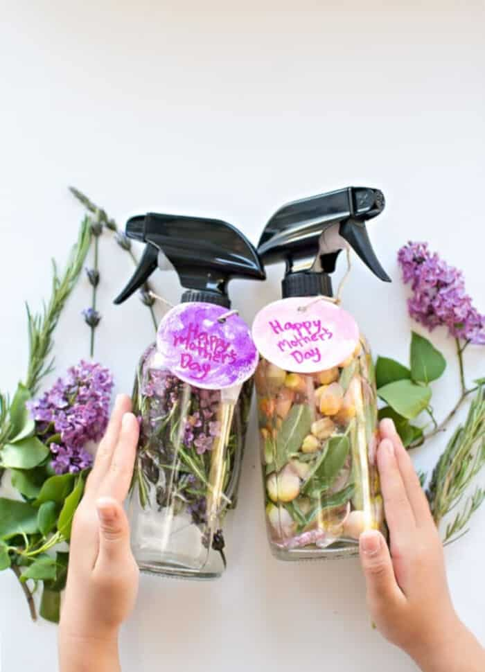 Floral Herb Perfume by Hello Woderful