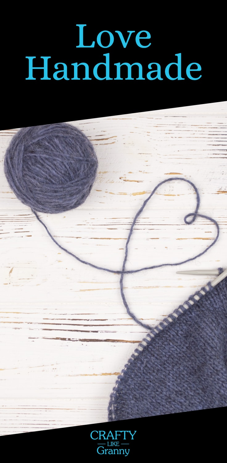 Love To Make Handmade? This article features 10 fabulous crafting projects to make. Particularly beneficial for those of us who love to make and are looking for inspiration. Whether you knit, crochet, sew, or embroider. There's something to get your creative juices flowing. -- Repin this and click through to read about these 10 great craft projects. Make Mondays fun, get our craft inspiration delivered to your inbox - CraftyLikeGranny.com #knitting #sewing #embroidery