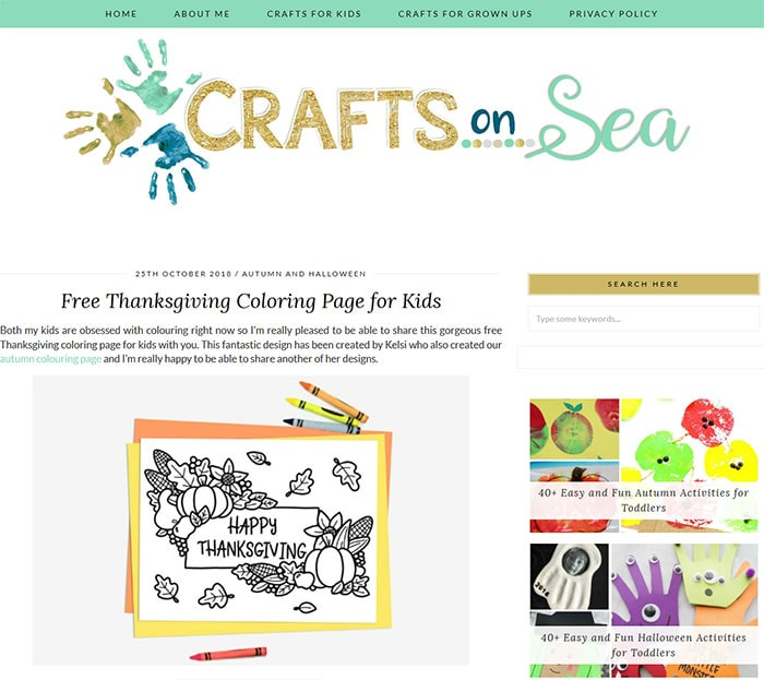 Crafts-on-Sea