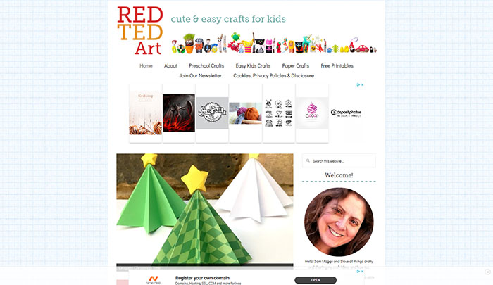 Red-Ted-Art-Easy-Crafts-for-Kids