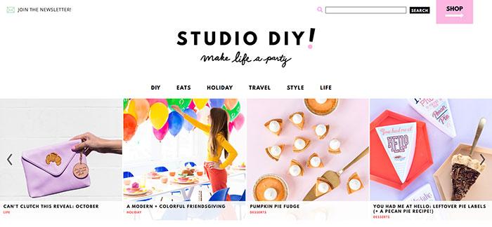 Studio-DIY