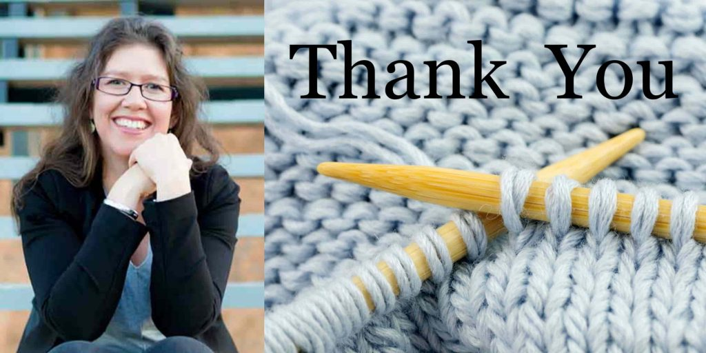 Thank You For Your Support Crafty Like Granny