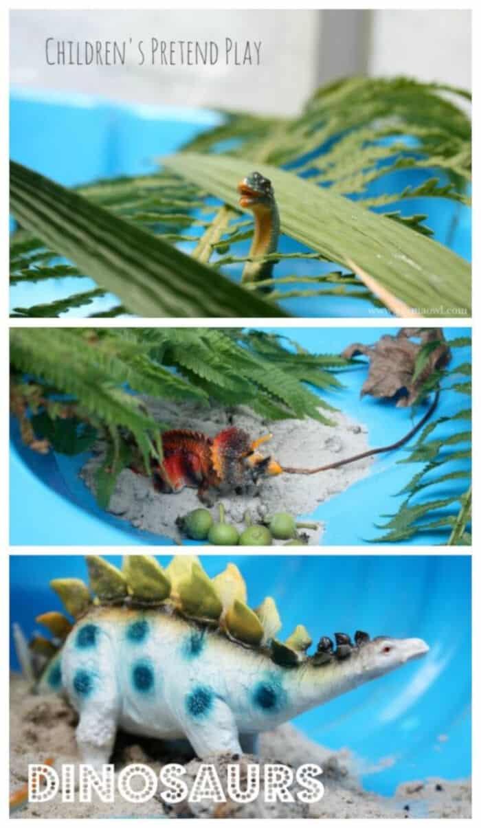 Roarrrrrrrr Dinosaur Pretend Play by Emma Owl