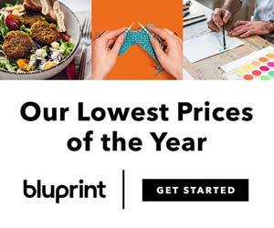 Bluprint offer
