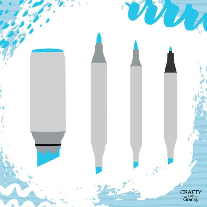 Copic Markers For All Your Arts and Crafts Projects2 692