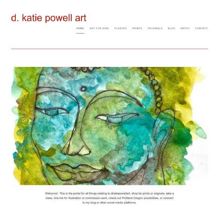 D Katie Powell Art