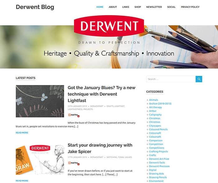 Derwent-Blog
