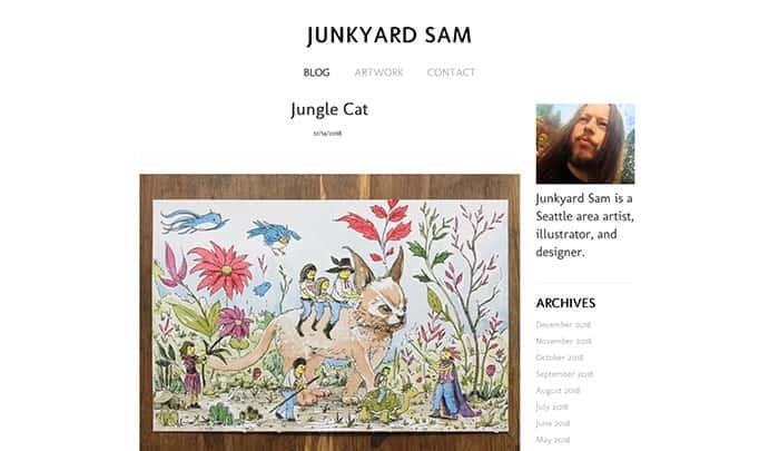 Junkyard-Sam