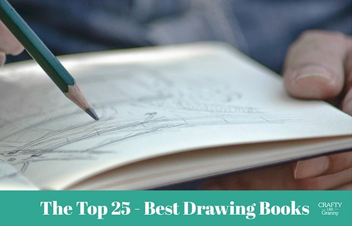 The Top 25 Best Drawing Books