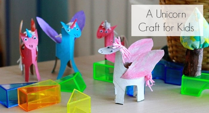 A-Happy-Handmade-Unicorn-Craft-for-Kids-Made-from-Toilet-Paper-Rolls
