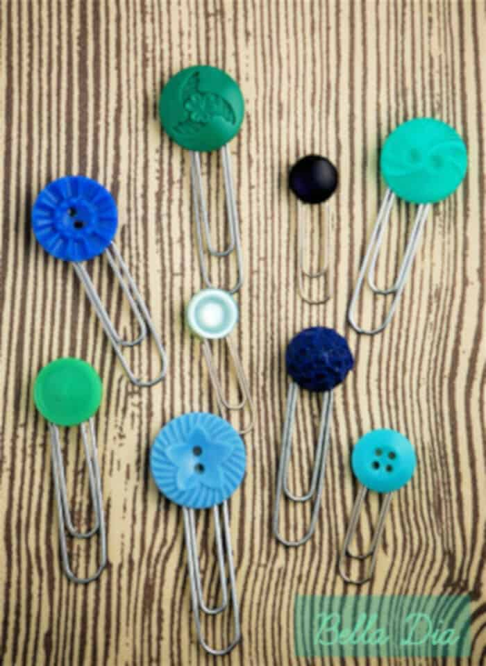 Button Clips by Bella Dia