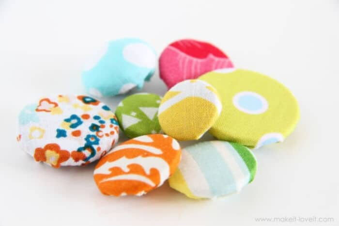 Cover Buttons by Make It Love It