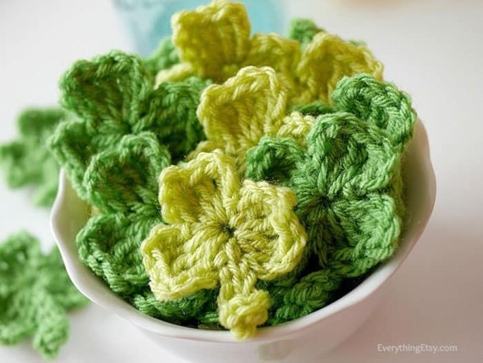 Crochet-Shamrock-Tutorial-Everything-Etsy