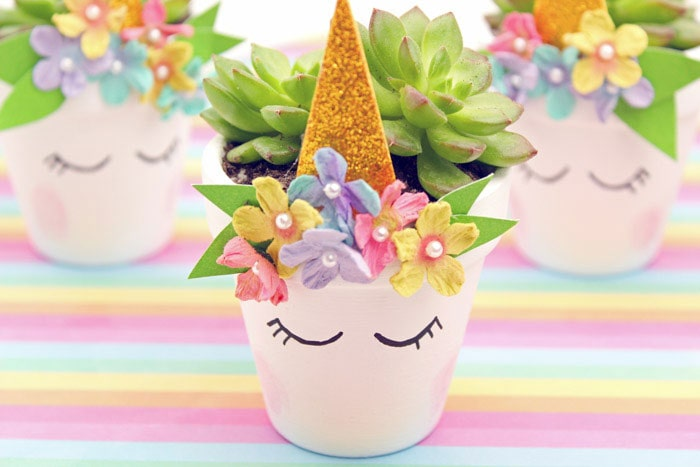 DIY-Unicorn-Planter-By-Easy-Peasy-And-Fun