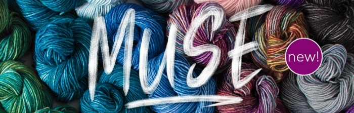 New Line Of Wool - Muse - From Knit Picks