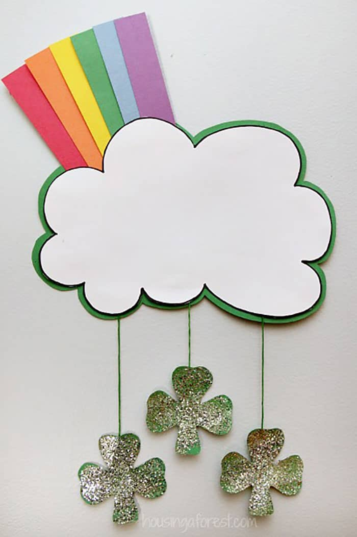 Rainbow-St-Patricks-Day-Craft-for-kids-by-Housing-A-Forest