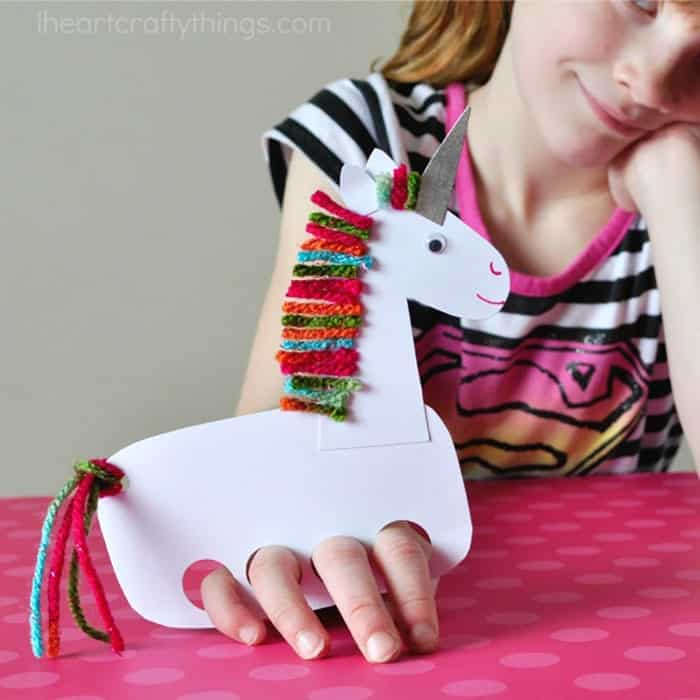 Unicorn-Craft-Puppets-by-I-Heart-Crafty-Things