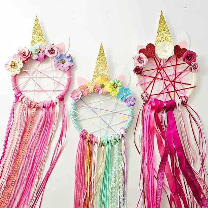 Unicorn-Dream-Catchers-by-Hello-Wonderful