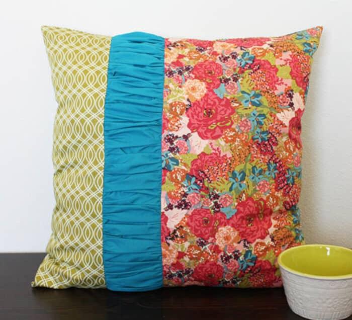 1-Hour Accent Pillow by Schlosser Designs