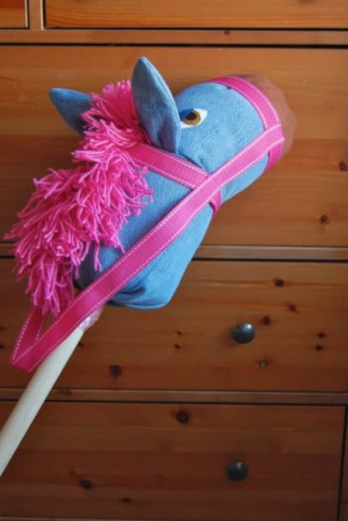A Stick Horse Named Dunderhead by Lemon Squeezy Home