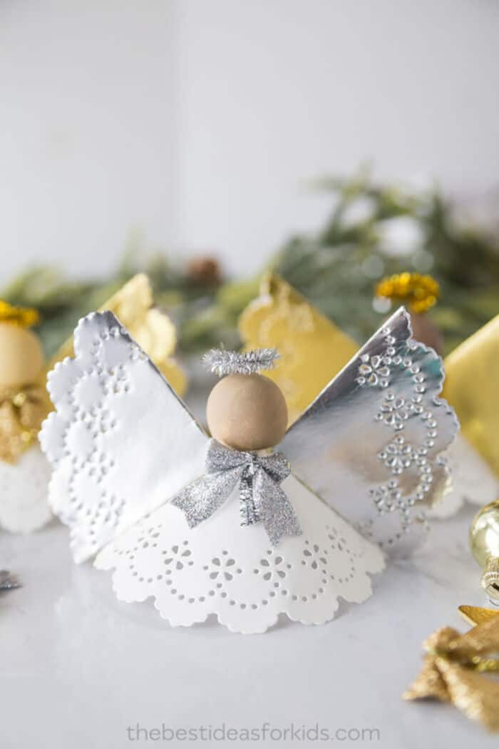 Angel Craft Ornament by The Best Ideas For Kids
