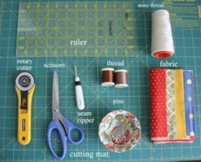 Beginning Quilting Series by Diary of a Quilter