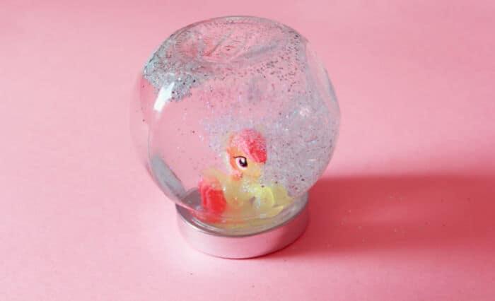 Boule de Neige My Little Pony by Poulette Magique
