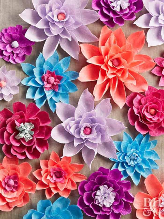 Crepe Paper Flower by Better Homes and Gardens