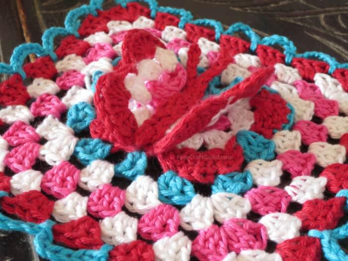 Crochet Pattern by Fine Craft Guild