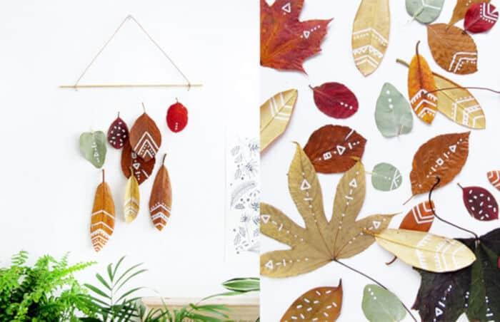 DIY Guide Tatover efterårets smukke blade by ChriChri