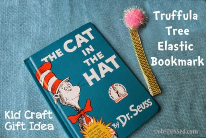 Dr. Seuss Bookmark Kid Craft by obSEUSSed