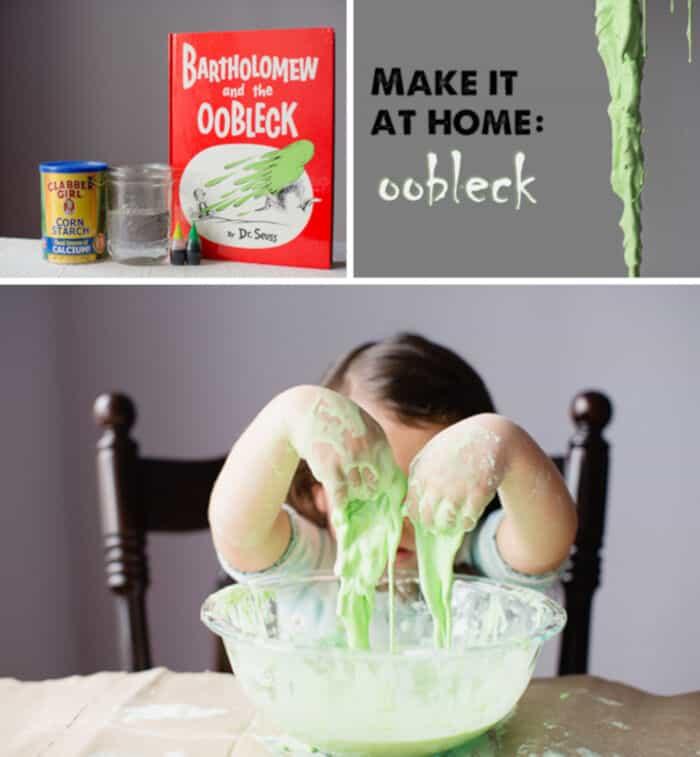 Dr. Seuss Oobleck by Modern Parents Messy Kids