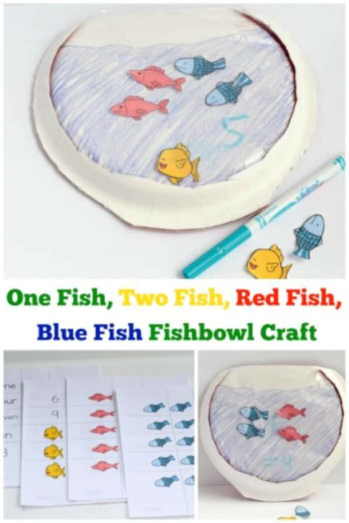 Fishbowl Craft by Sight and Sound Reading