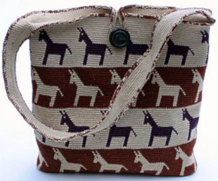 Horse Around Purse by Ravelry