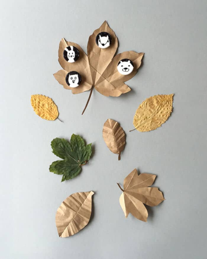 How to Decorate Your Memo Board for Autumn by Handmade Charlotte