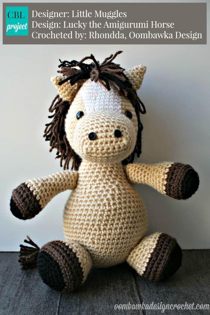 Lucky the Amigurumi by Oombawka Design Crochet