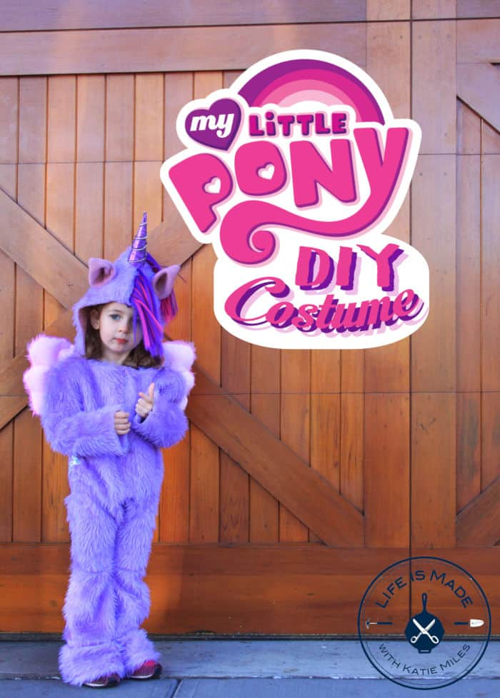 My Little Pony Costume by Life is Made