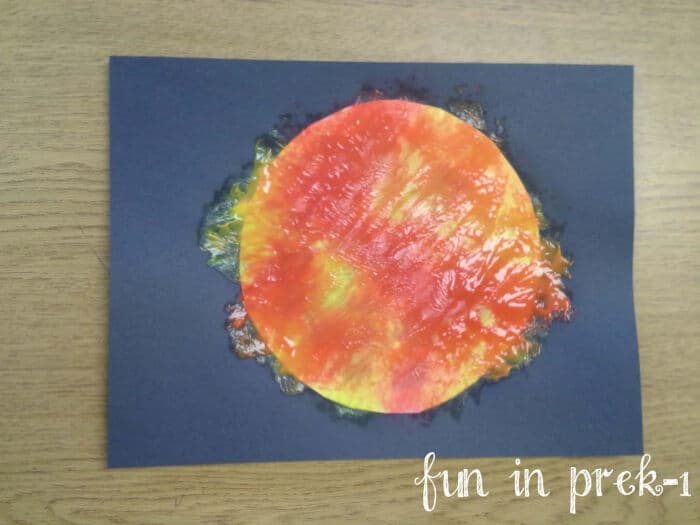 Outer Space Adventures by Fun in PreK-1 & Kinder